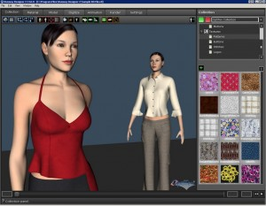 Fashion Designing Software